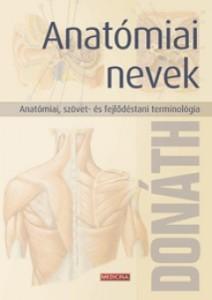 anatomiai nevek
