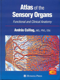 atlas of sensory organs