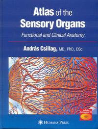 atlas of sensory organs