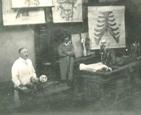 Vorlesung, 1929