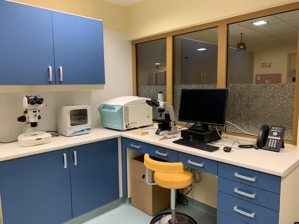 Andrológiai laboratórium