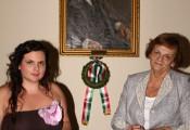 Dr. Kuzmanovszki Daniella és Prof. Temesvári Erzsébet