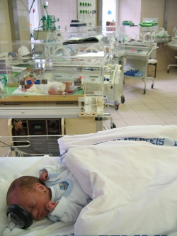 Newborn intensive care unit