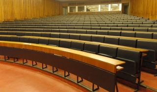 The 2nd Department of Obstetrics and Gynaecology's lecture hall