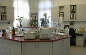 Department of Pharmcognosy - Technical and methodological background