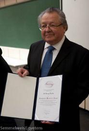 Professor Sir George Radda