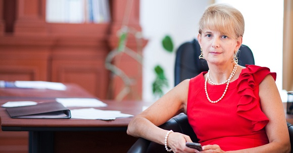 Interview with Vice-Rector Dr. Mária Judit Molnár