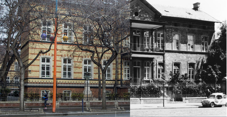 Semmelweis University now and then - Part I.