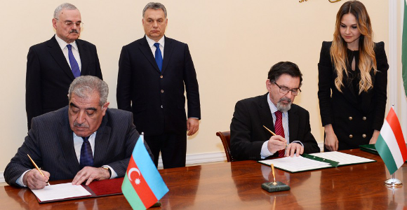 Agreements of cooperation with South Korea and Azerbaijan