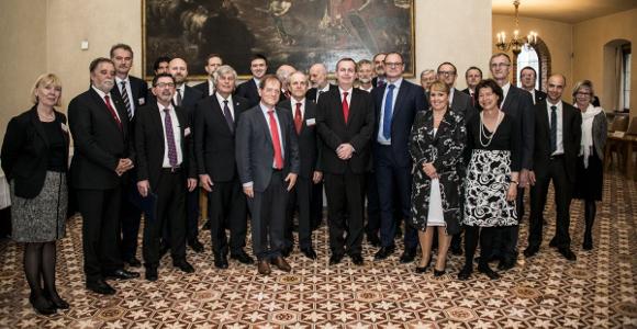Semmelweis University a founding member of a Central European alliance