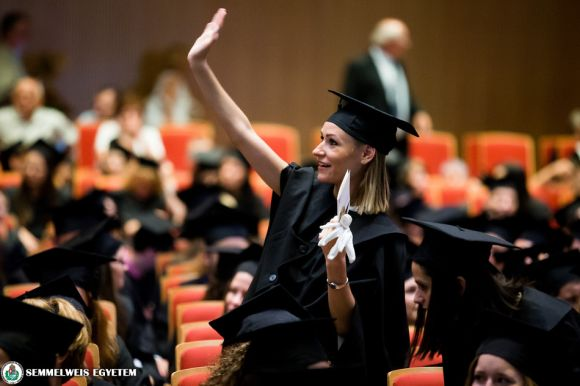 Graduating Ceremony at the Faculty of Health Sciences