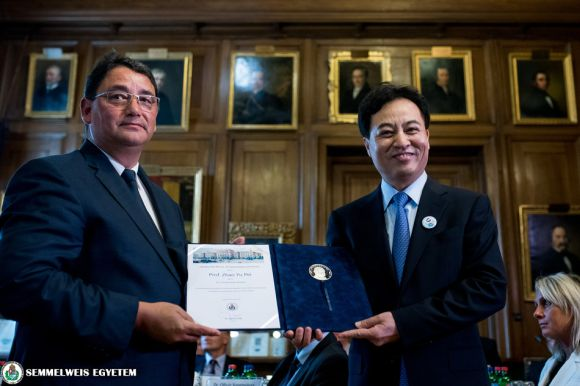 The expansion of China and Central-Eastern Europe Hospital Cooperation Alliance