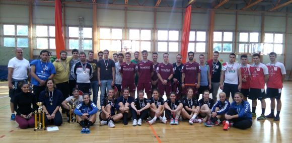 Semmelweis University was successful at the International Day of University Sports
