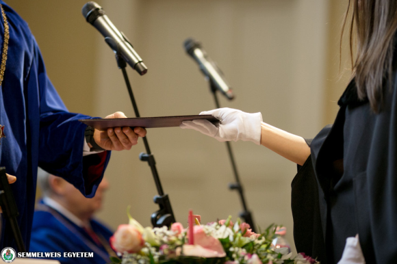 Health care managers graduated at the Faculty of Health and Public Services