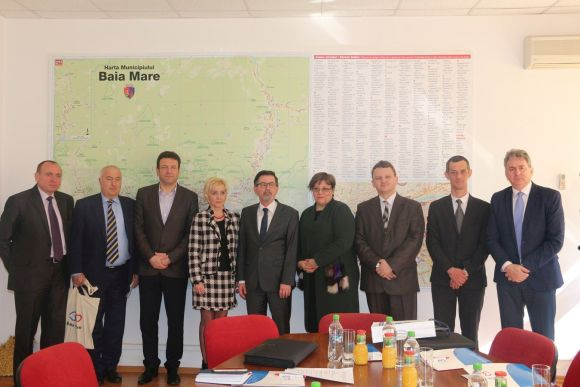 "Cooperation between Semmelweis University and the sites of ""Vasile Goldis"" Western University in Satu Mare and Baia Mare"