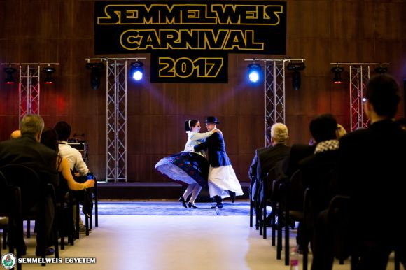 Almost 20 countries were represented at the International Semmelweis Carnival