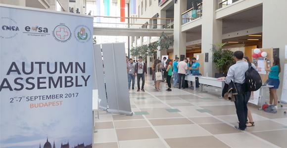 Európai Orvostanhallgató Konferencia az EOK-ban
