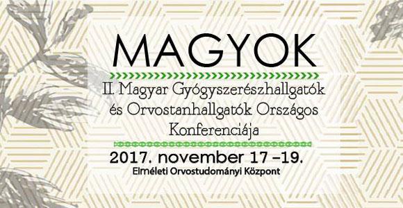 II. Magyar Gyógyszerész- és Orvostanhallgatók Országos Konferenciája – az összehangolt szimbiózis