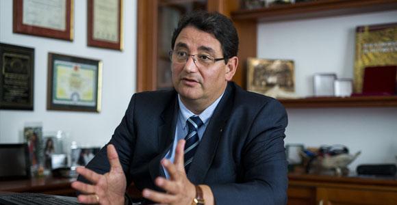 Dr. Merkely Béla a Semmelweis Egyetem Rektora