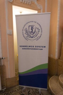 SU building, logo