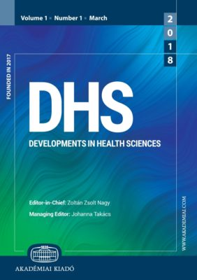Developments in Health Sciences