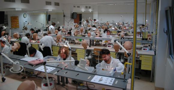 Gyakorlat a propedeutikai laborban