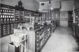 Egyetemi gyógyszertár