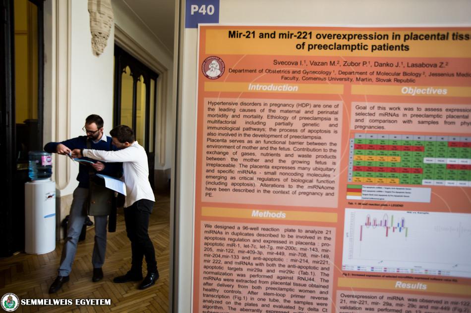 Európai kongresszus a terhességi magas vérnyomásról..