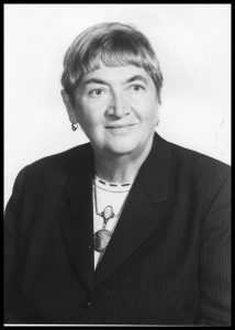Dr Szeri Ilona prof emerita
