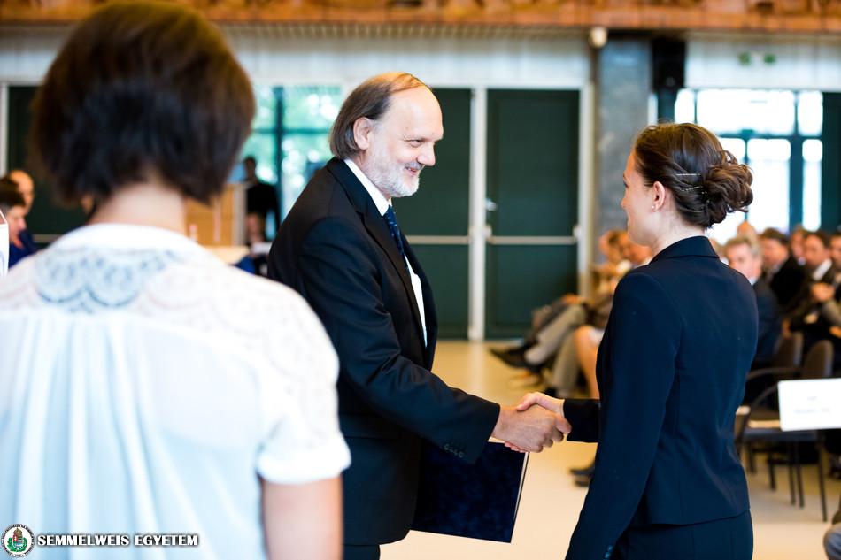 2017.06.30. Semmelweis napi díjátadó.