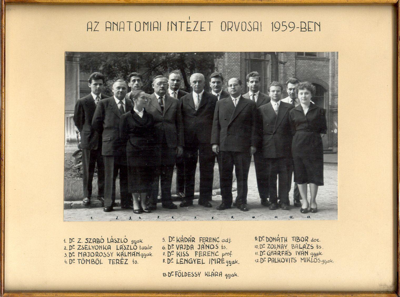 Forrás: Dr. Palkovits Miklós