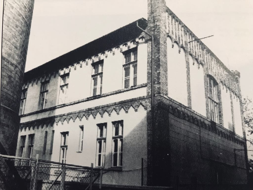 Az egykori Pestalozzi-ambulancia épülete (Tatai Balázs felvétele)