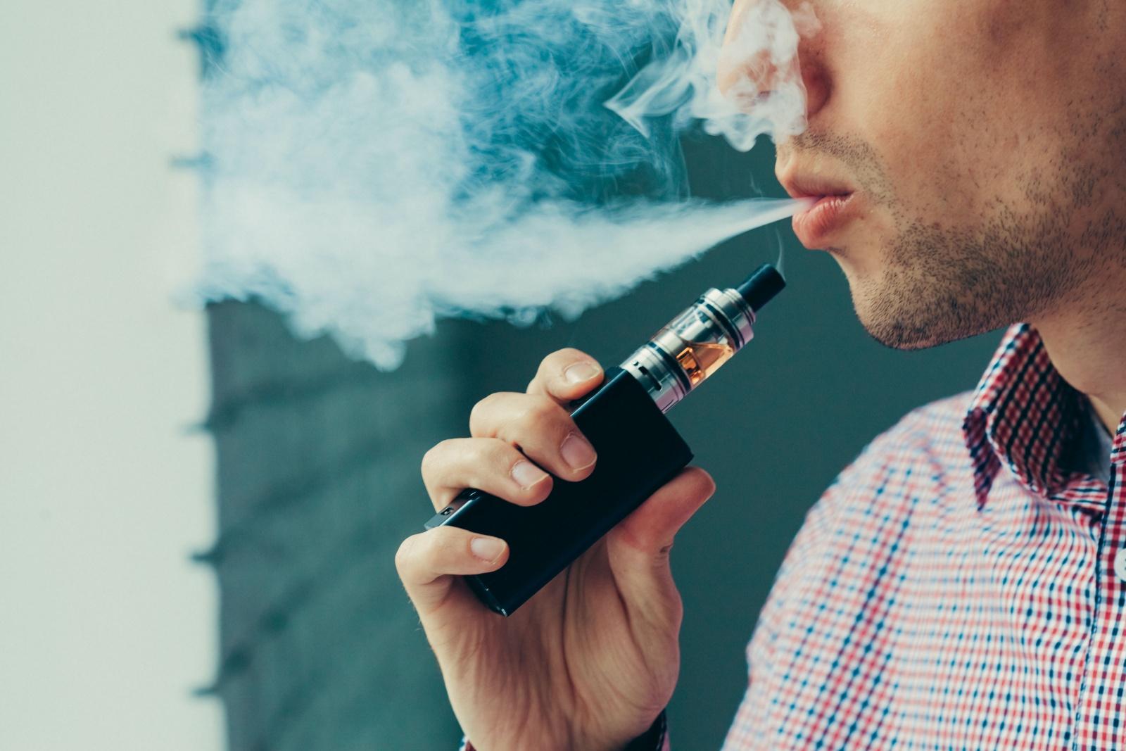 Fizikai függőség a dohányzástól