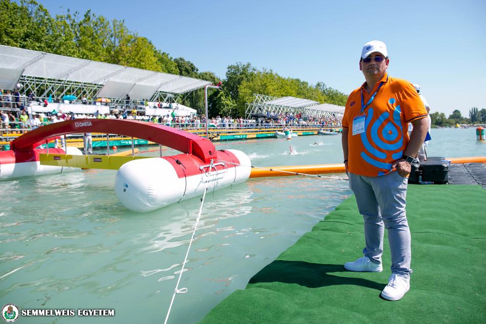 2017-es úszó-világbajnokság, Balatonfüred Fotó: Kovács Attila - Semmelweis Egyetem