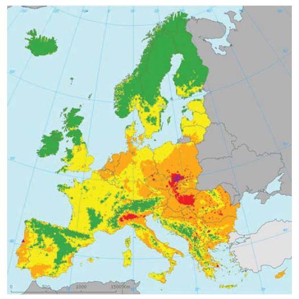Legszennyezettseg Europa Szerte Magyarorszagon A Legrosszabb