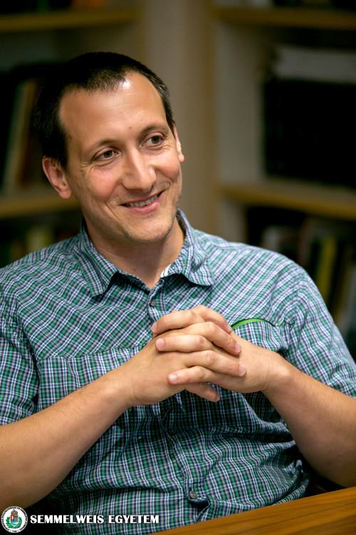 Dr. Szigeti Krisztián (korábbi felvétel)