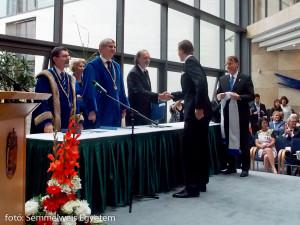 Asklepios Campus Hamburg Graduation Ceremony