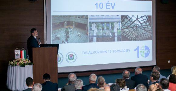 10 éves jubileumot ünnepelt az Oktatási Centrum