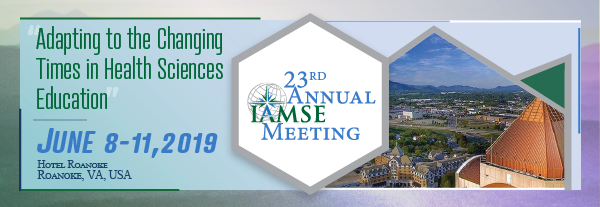 23rd Anniual IAMSE Meeting