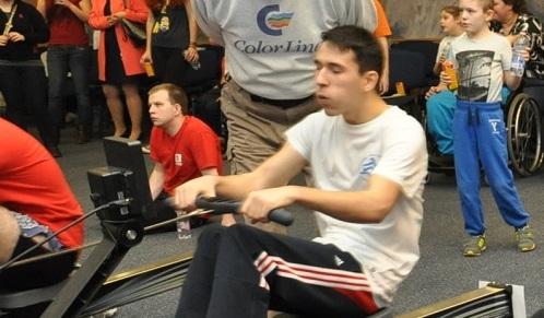 Ergométeres bajnokság a PAK-on
