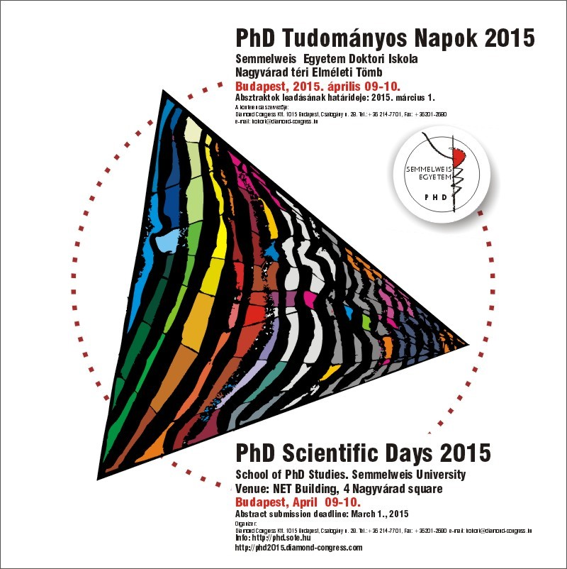 PhD Tudományos Napok 2015