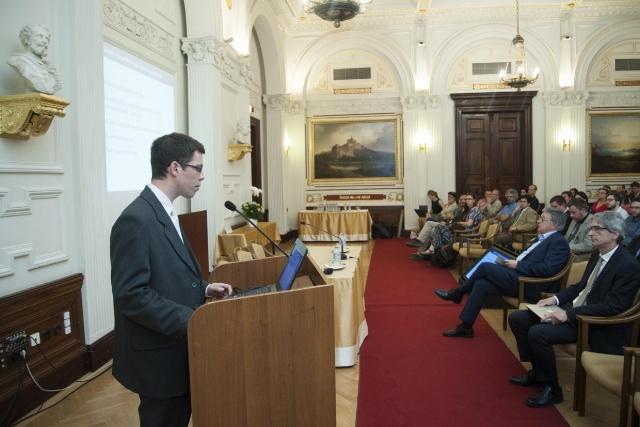 Bolyai János Kutatási Ösztöndíjban részesült Alpár Donát