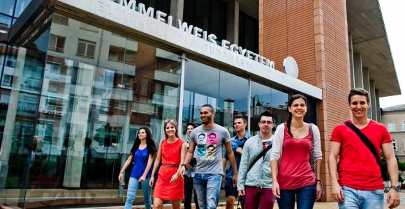 QS Ranking Subject 2017: Semmelweis Universität beste Universität in Ungarn