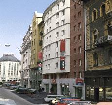 hotel Ibis Budapest
