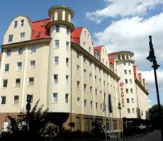 Ramada hotel budapest