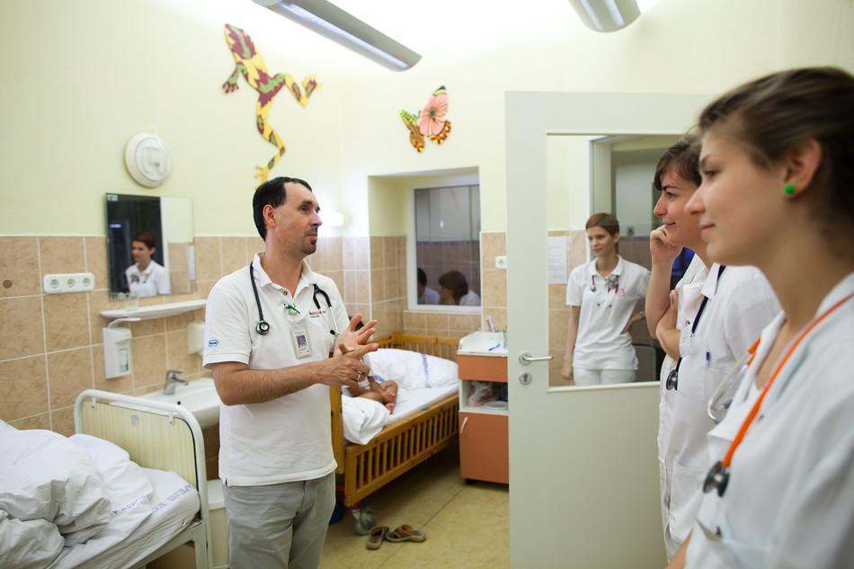 Szakorvosképzés