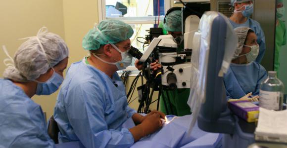 szemészeti klinikák 40 látásom van
