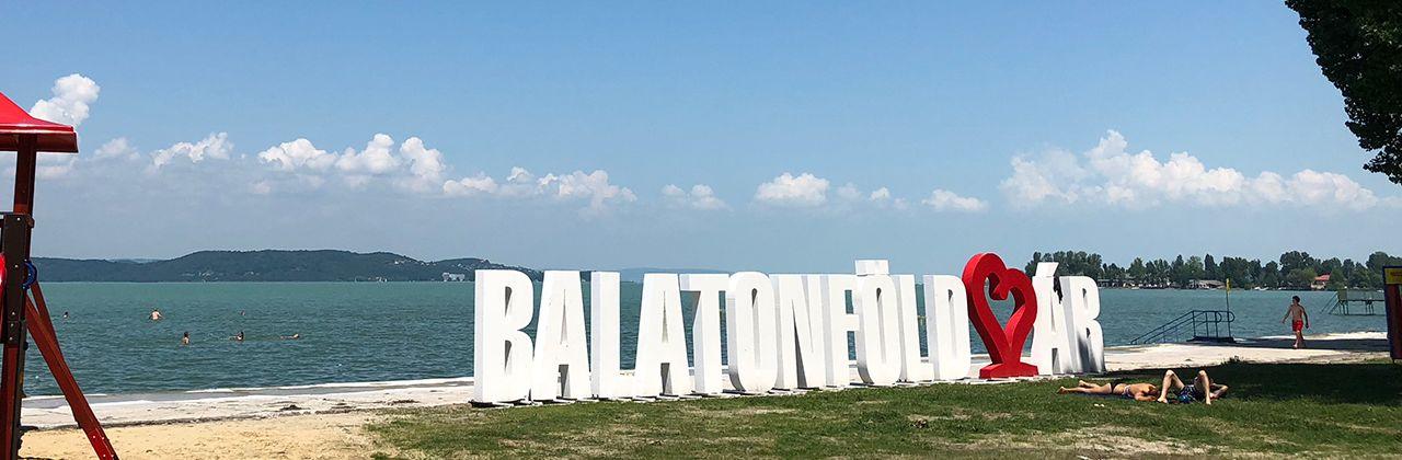 Balatonföldvári üdülő