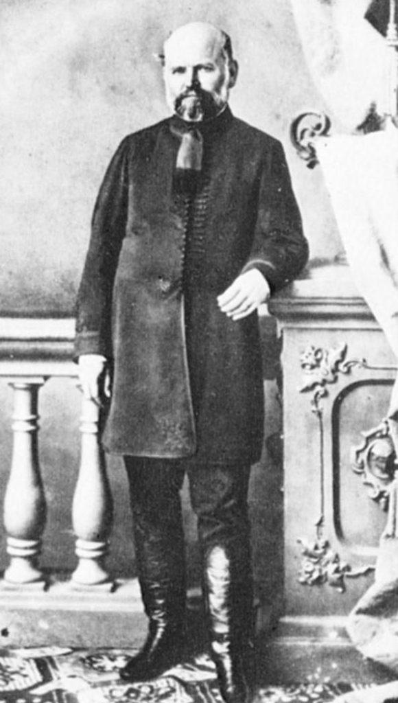 Semmelweis Ignác (1818 Budapest – 1865 Bécs)