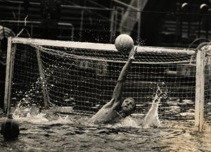 az 1972-es BEK döntőn a Partizán Belgrád elleni mérkőzésen
